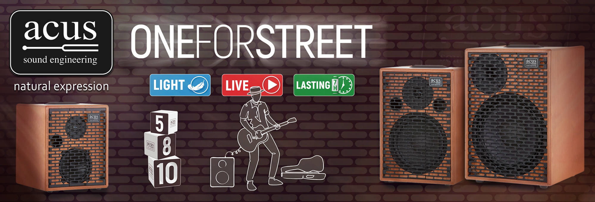 Acts OneForStreet Series