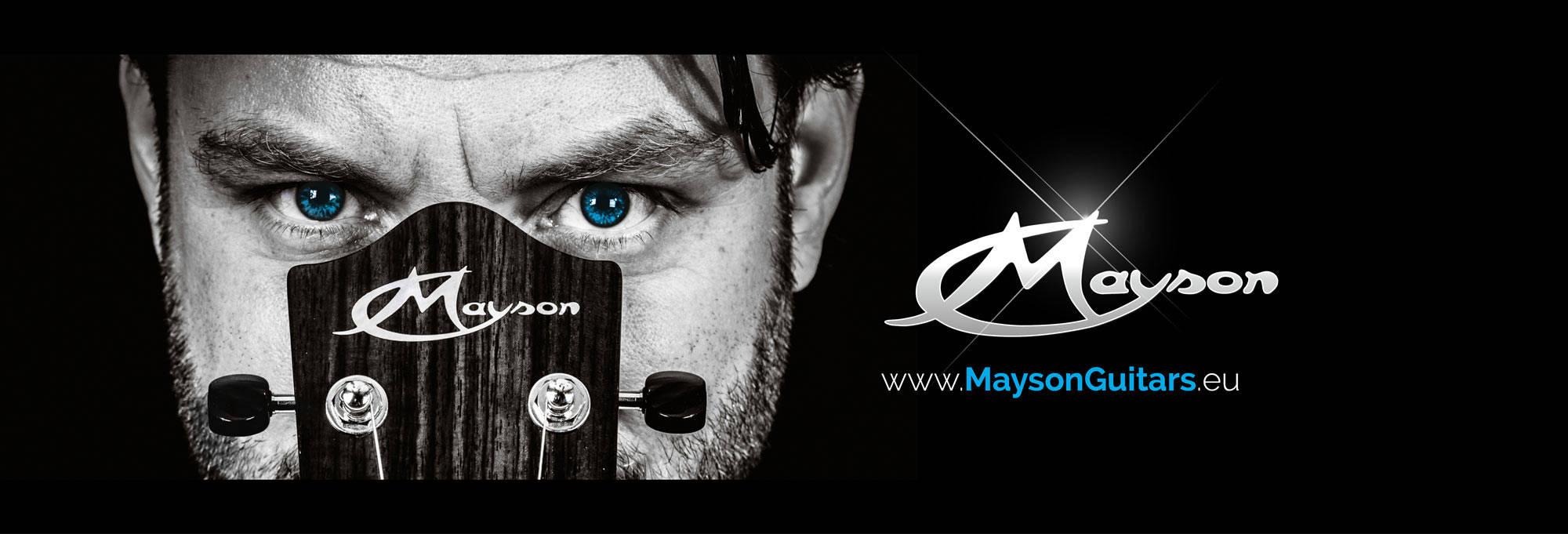 Mayson banner www.maysonguitars.eu