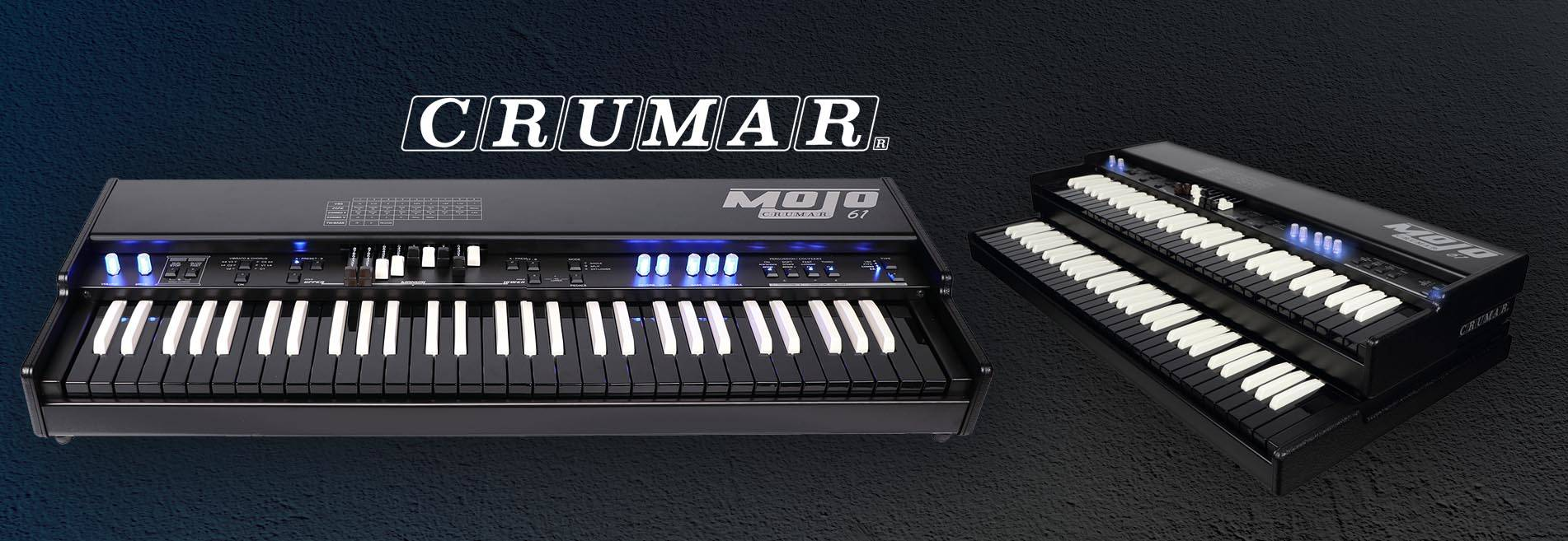 Crumar MOJO-61-LTD / MOJO-61B-LTD